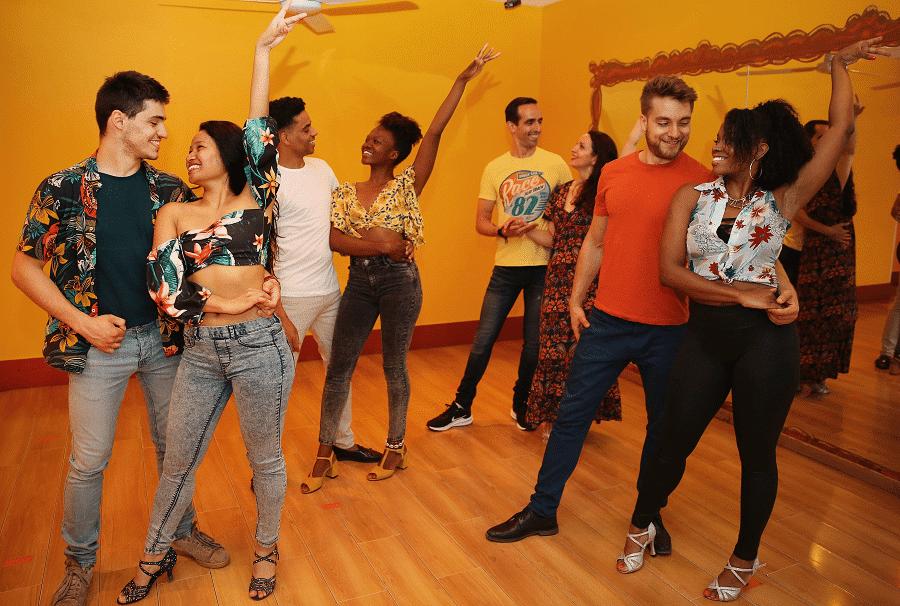 1er cours gratuit en danses latines